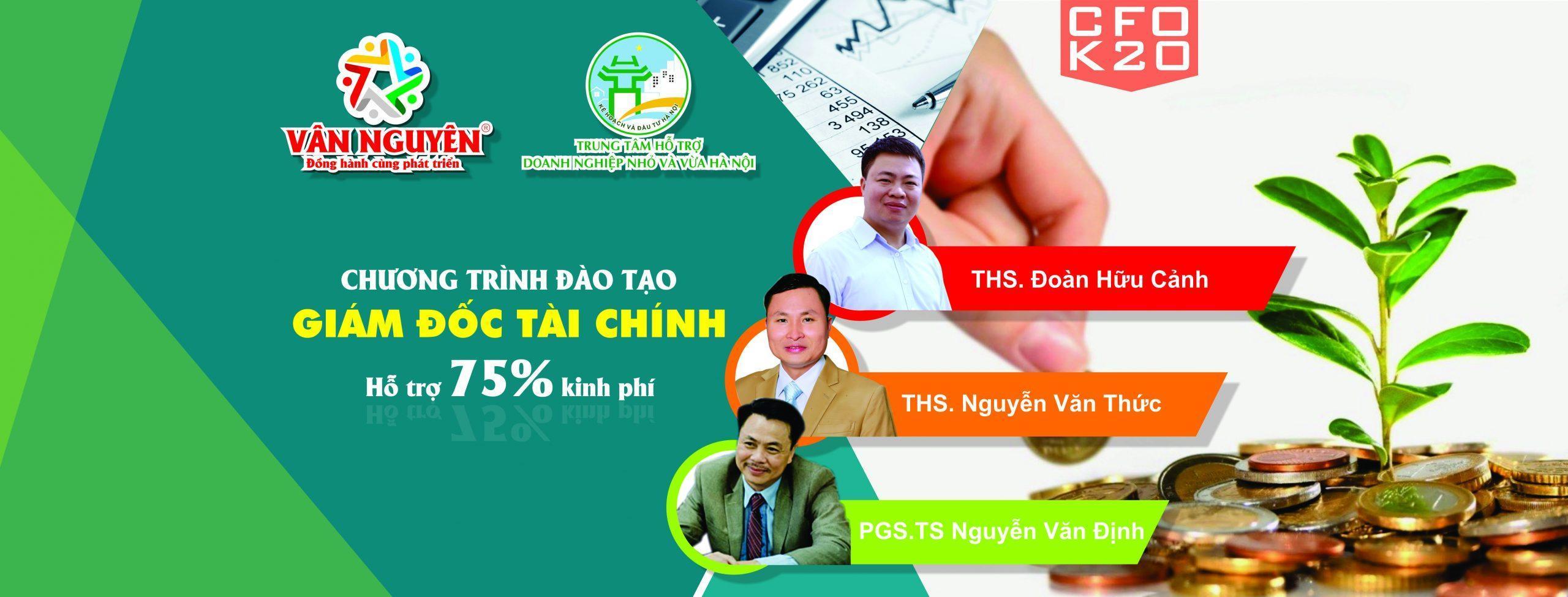 Giám đốc tài chính – CFO K20