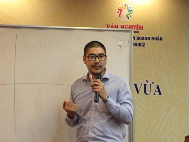 Chuyên gia Nguyễn Quốc Cường