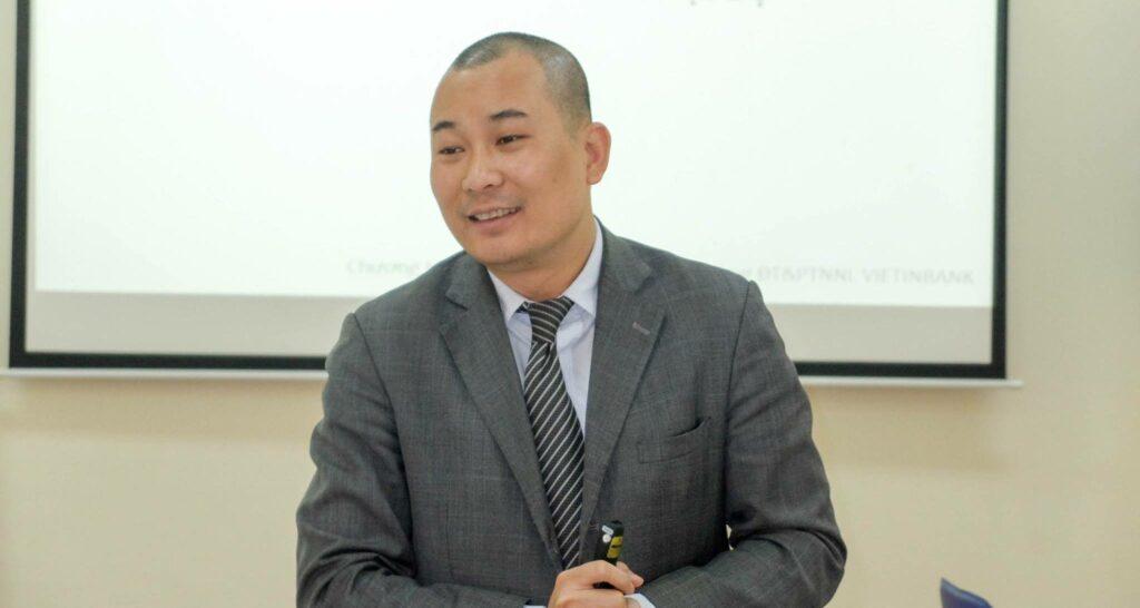 Chuyên gia Phan Anh Lưu