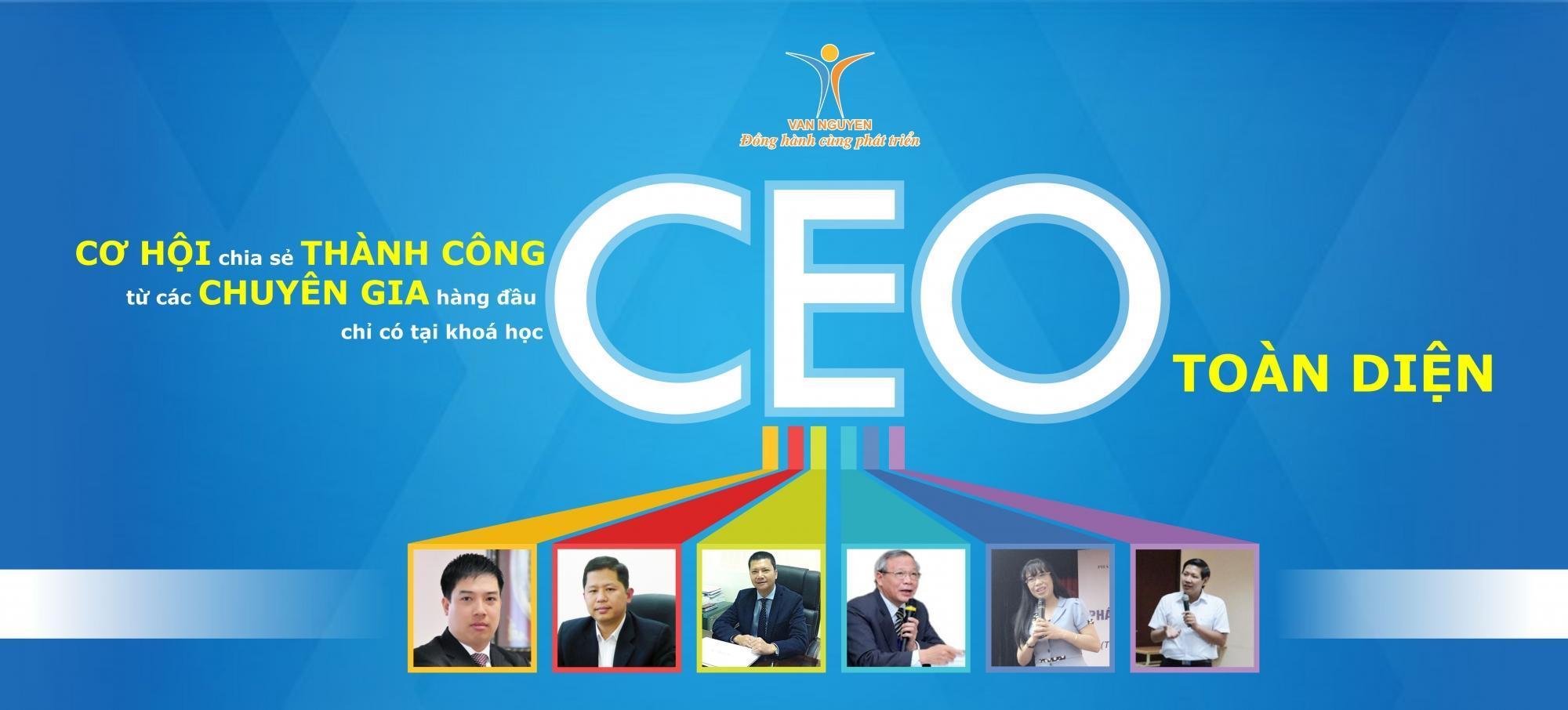 CEO toàn diện – K5