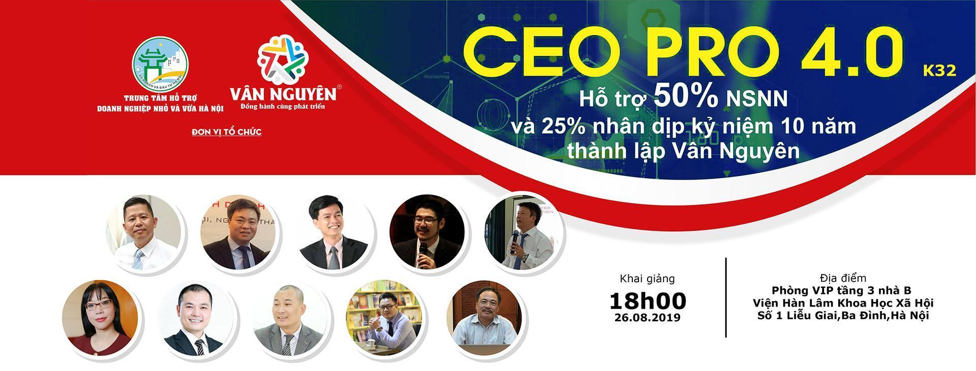 CEO PRO 4.0 – K32