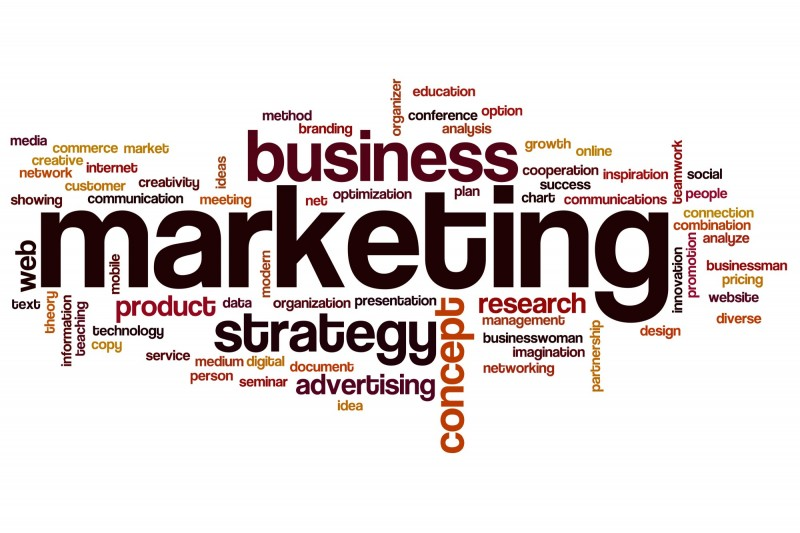 Marketing tổng thể là sự kết hợp của nhiều yếu tố