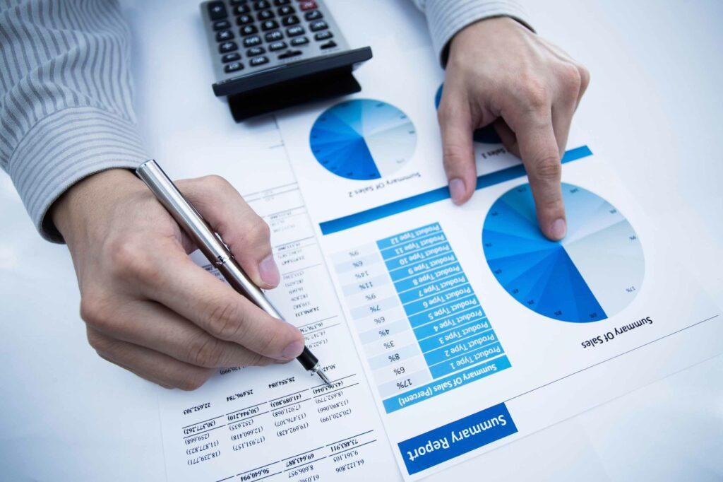 phân tích tài chính
