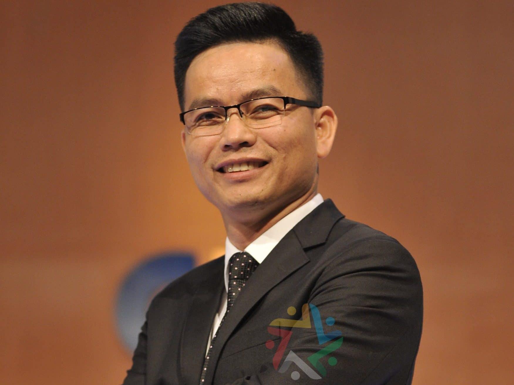 Tiến sĩ Trần Quốc Việt, Tổng Giám Đốc Tập đoàn Ecopark