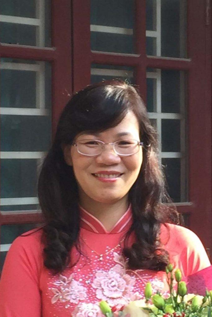 PGS.TS. Trần Thị Thúy Lâm